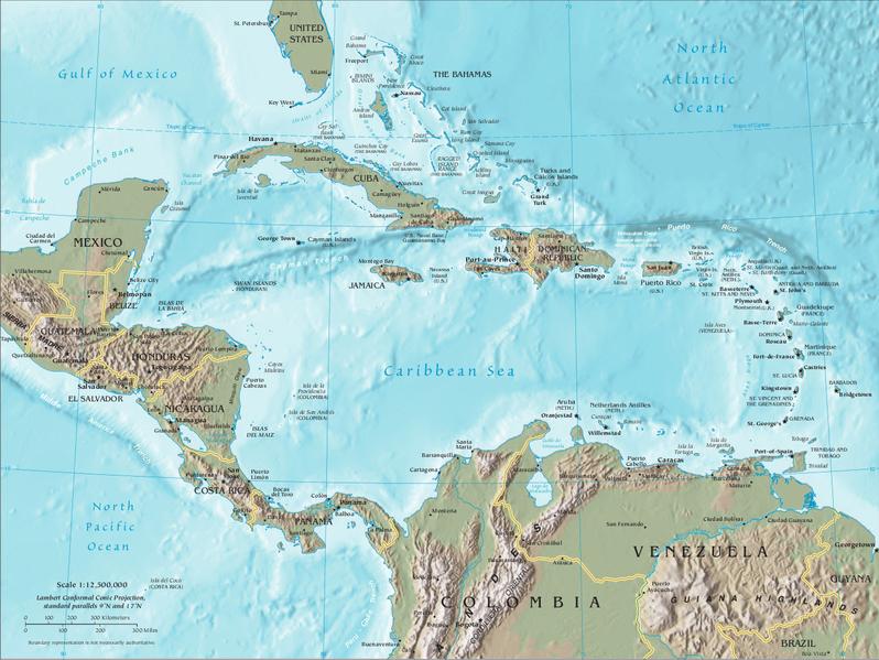 Карибское море пляжей 32